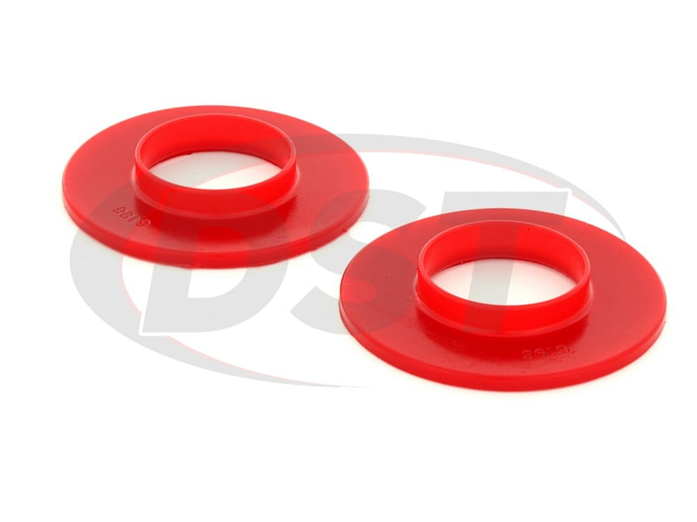 9.6116 Coil Spring Isolators - Style A - 96116