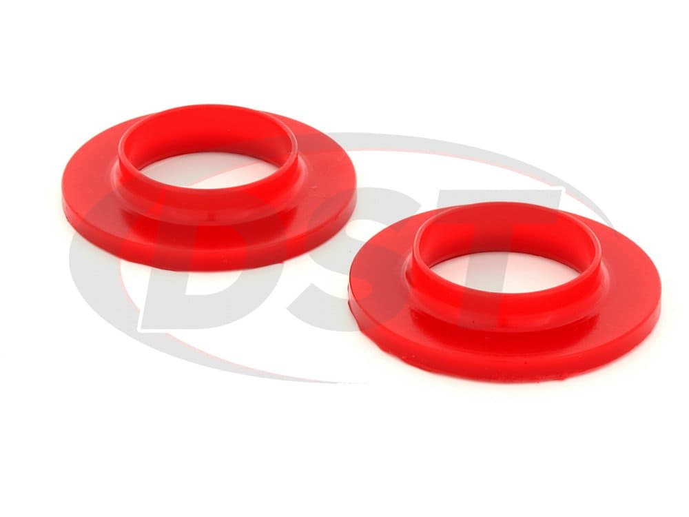 9.6118 Rear Coil Spring Isolators - Style A - 96118