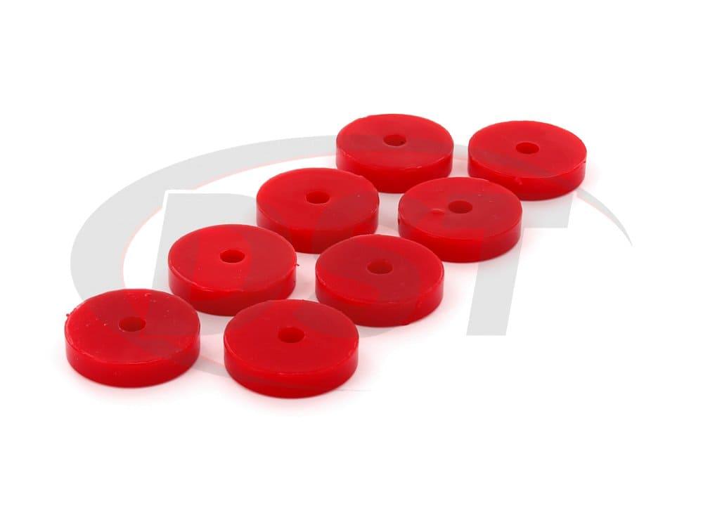 9.9528 Polyurethane Pad Set - Round