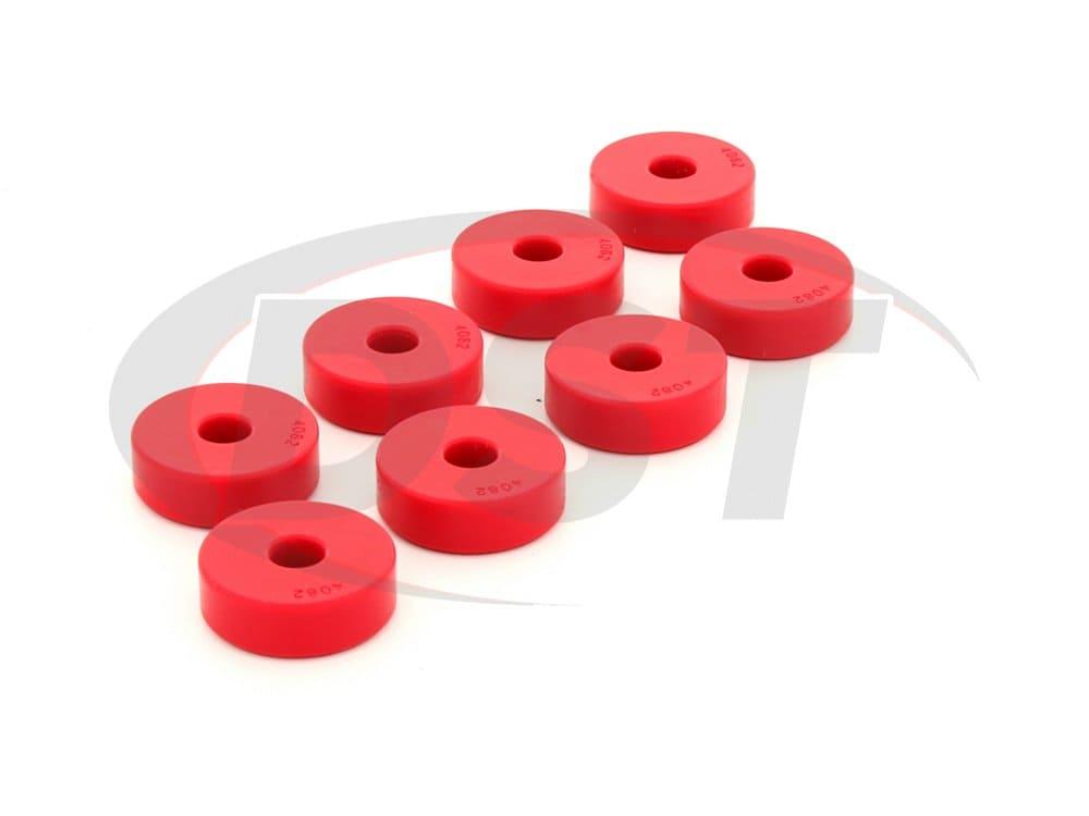 9.9529 Polyurethane Pad Set - Round