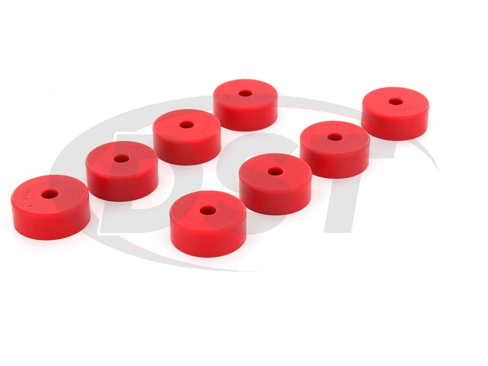 9.9531 Polyurethane Pad Set - Round