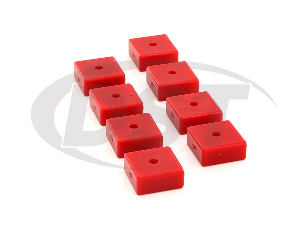 9.9535 Polyurethane Pad Set - Square