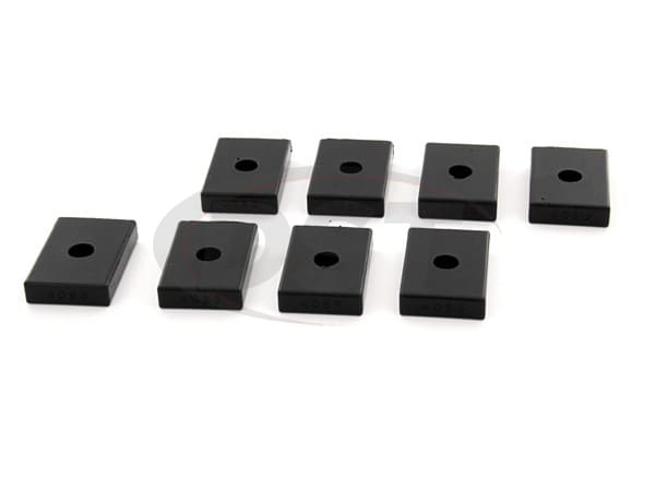 Polyurethane Pad Set - Rectangle