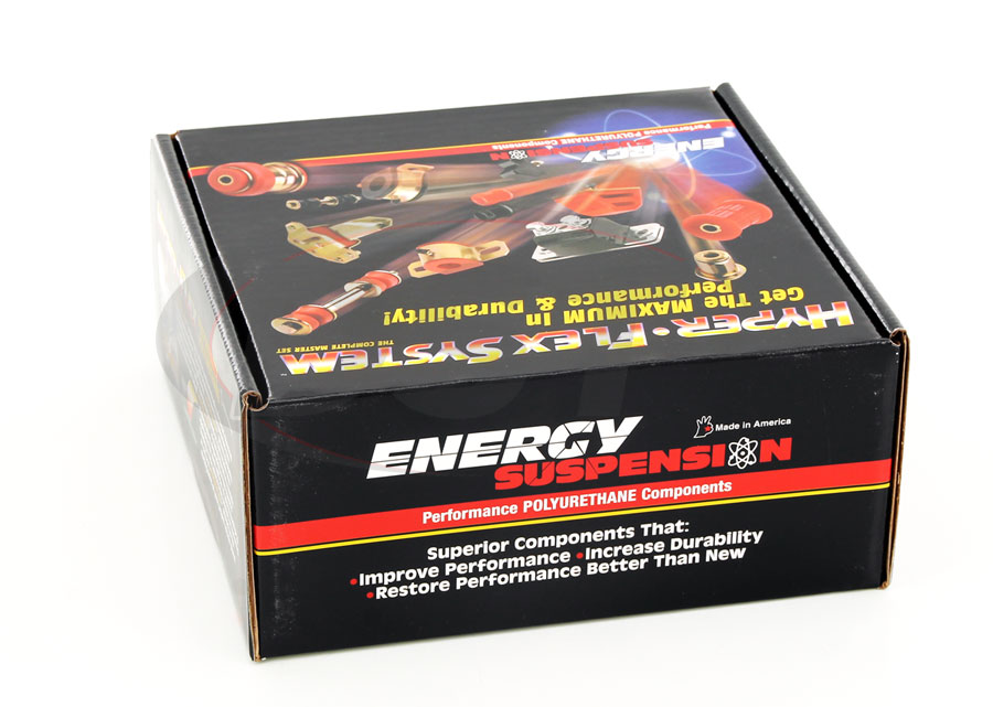 Energy Suspension Polyurethane Suspension Parts box
