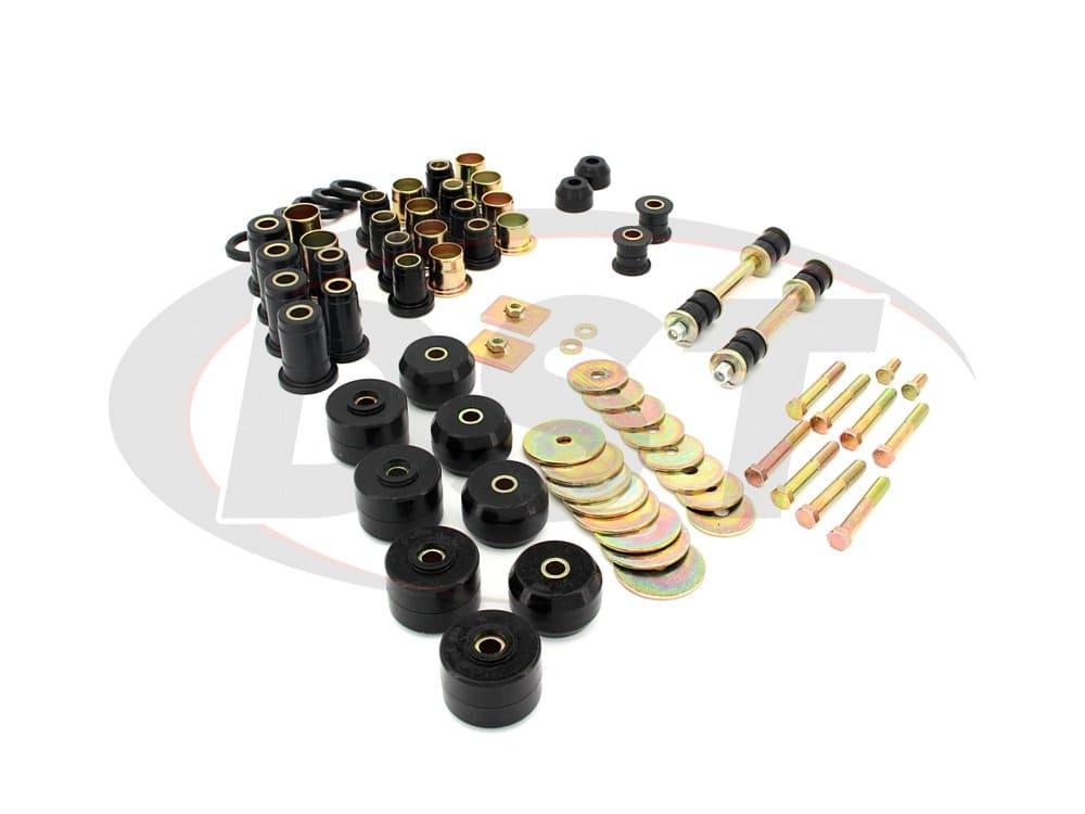 packagedeal006 Complete Suspension Bushing Kit - Chevrolet Models 59-64