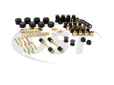 Energy Suspension Bushing Kits for Bel Air, Biscayne, El Camino, Impala