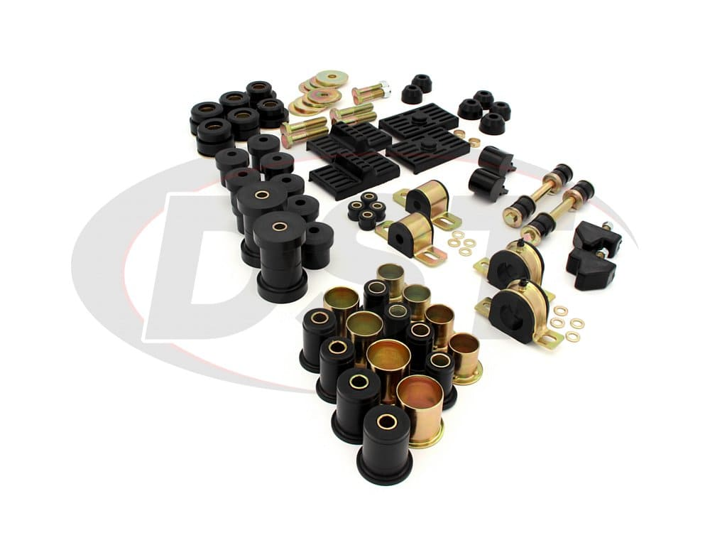 packagedeal007 Complete Suspension Bushing Kit - Chevrolet Camaro 80-81