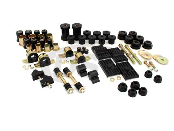 Complete Suspension Bushing Kit - Chevrolet Camaro 80-81