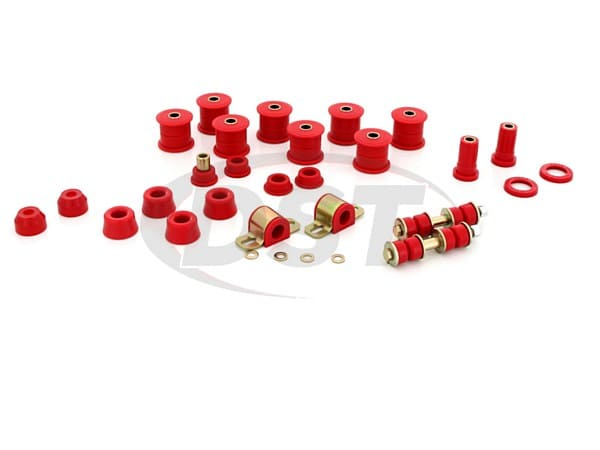 packagedeal011 Complete Suspension Bushing Kit -Toyota Supra 79-86