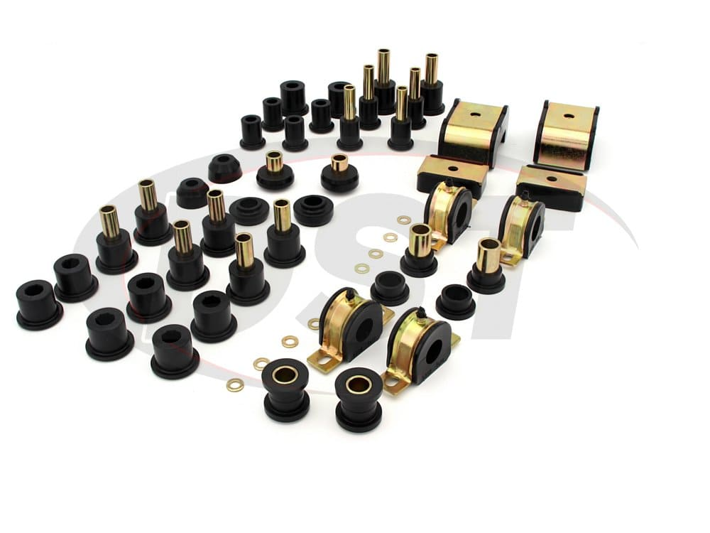 packagedeal014 Complete Suspension Bushing Kit - Chevy K5 Blazer 73-77 - 4WD