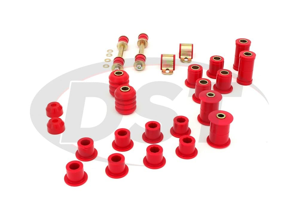 packagedeal017 Complete Suspension Bushing Kit - Nissan Pickup 86-97