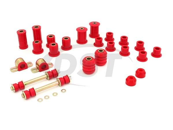 PackageDeal017 Nissan D21 Pickup - mid 86 - 97 2WD Bushings Pack