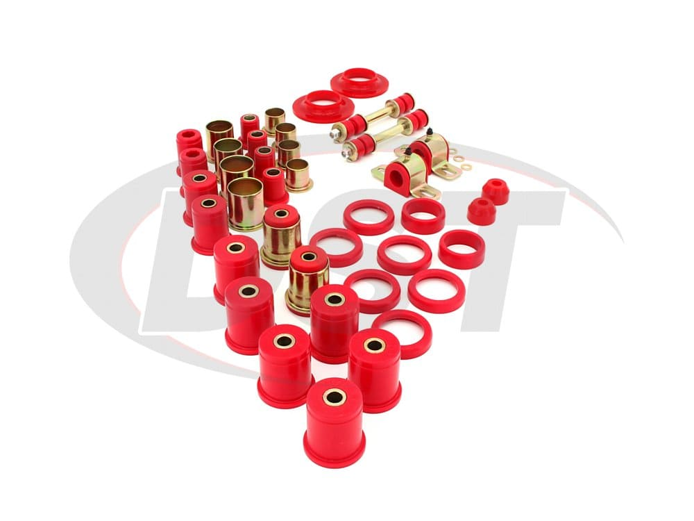 packagedeal018 Complete Suspension Bushing Kit | Buick Models 71-73