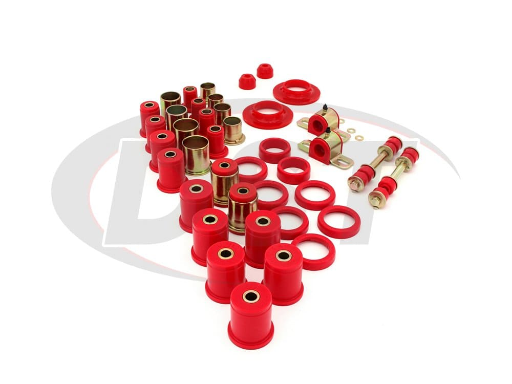 packagedeal019 Complete Suspension Bushing Kit - Buick and Chevrolet Models