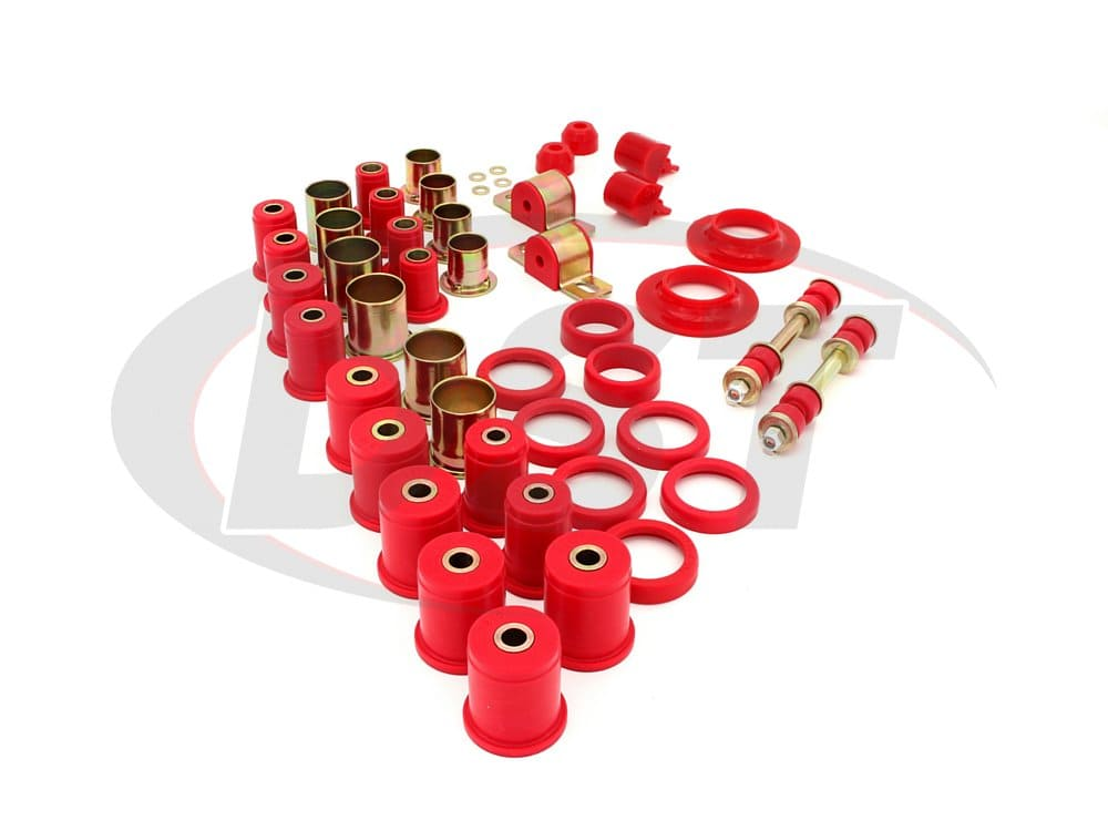 packagedeal020 Complete Suspension Bushing Kit - Buick Electra and Lesabre 80-90
