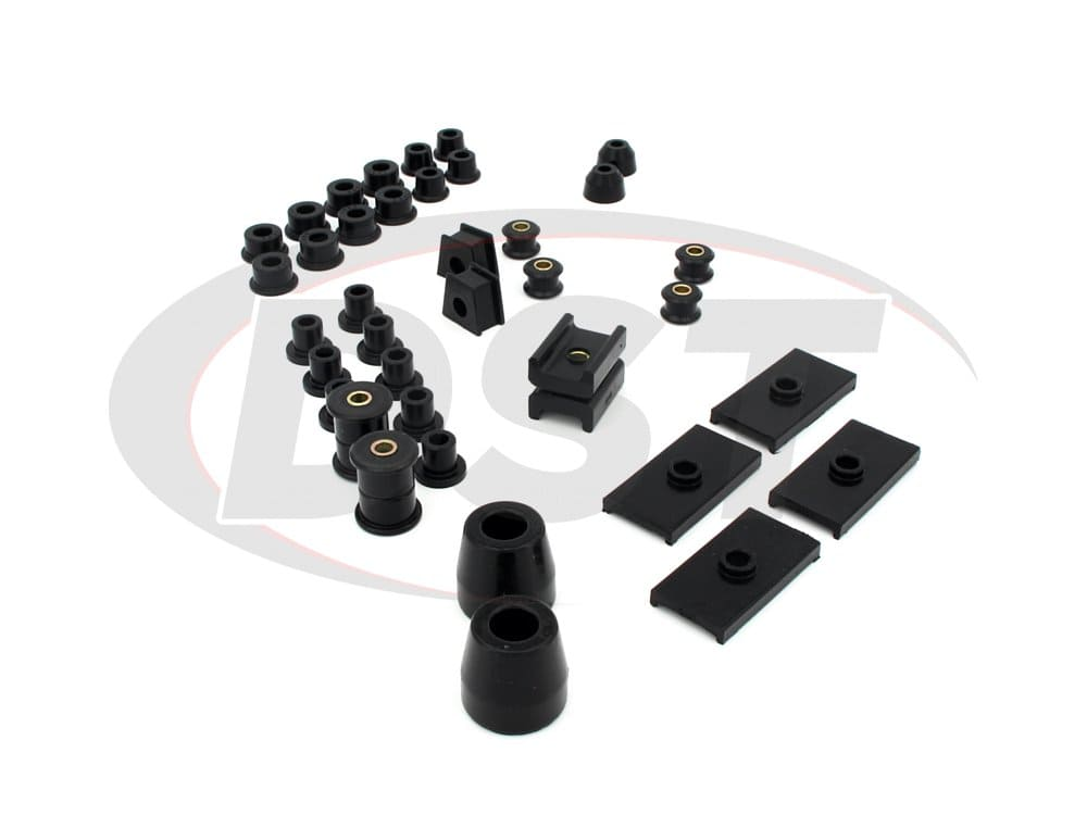packagedeal023 Complete Suspension Bushing Kit - MGB 62-80