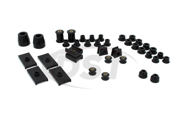 Complete Suspension Bushing Kit - MGB 62-80