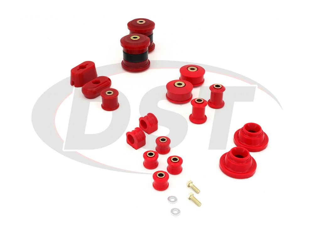 packagedeal025 Complete Suspension Bushing Kit - 99-06 Volkwagen Models