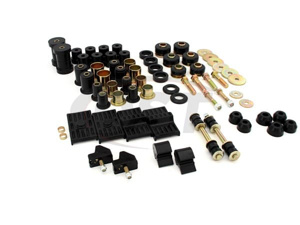 Complete Suspension Bushing Kit - Pontiac Firebird/Trans Am 80-81