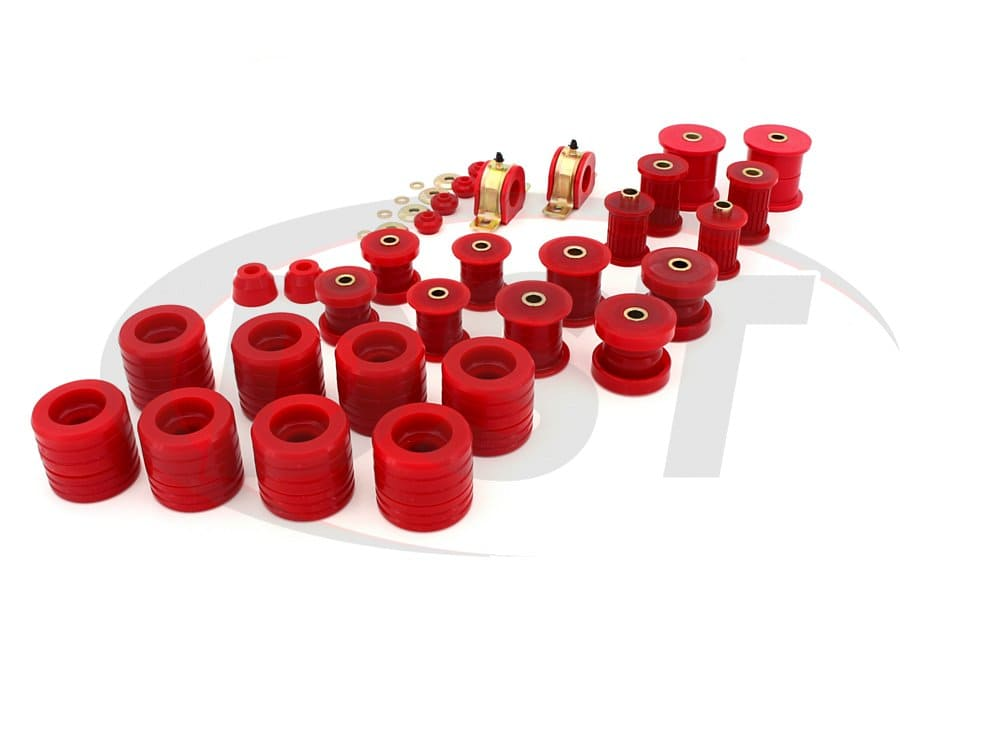packagedeal027 Complete Suspension Bushing Kit - 93-98 Jeep Grand Cherokee