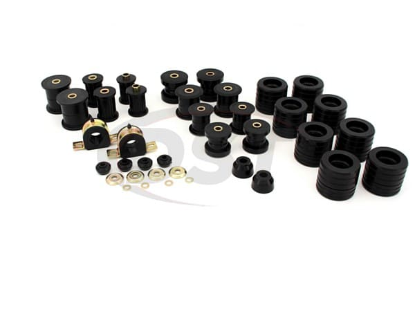 Complete Suspension Bushing Kit - 93-98 Jeep Grand Cherokee