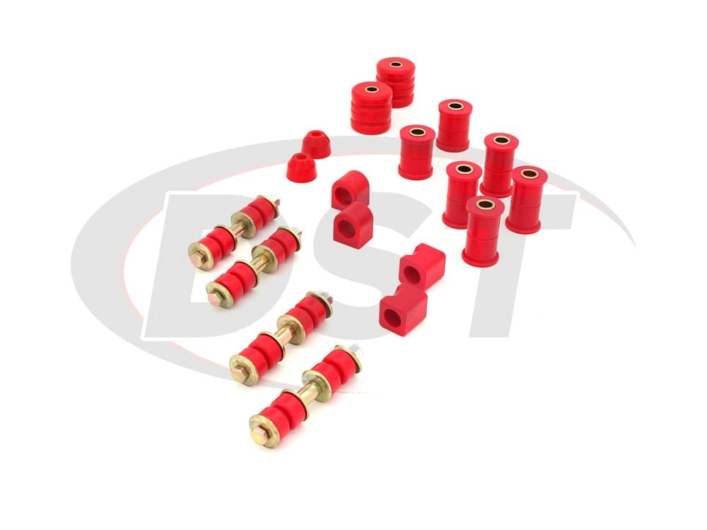 packagedeal028 Complete Suspension Bushing Kit - Nissan/Datsun 280ZX 79-83