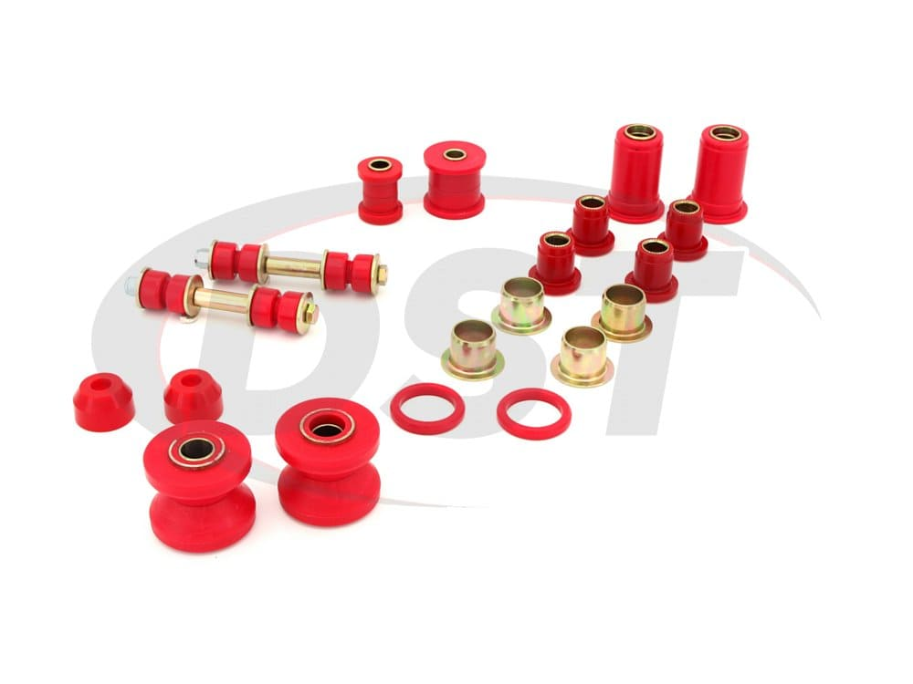 packagedeal029 Complete Suspension Bushing Kit - Chevrolet Models 65-70