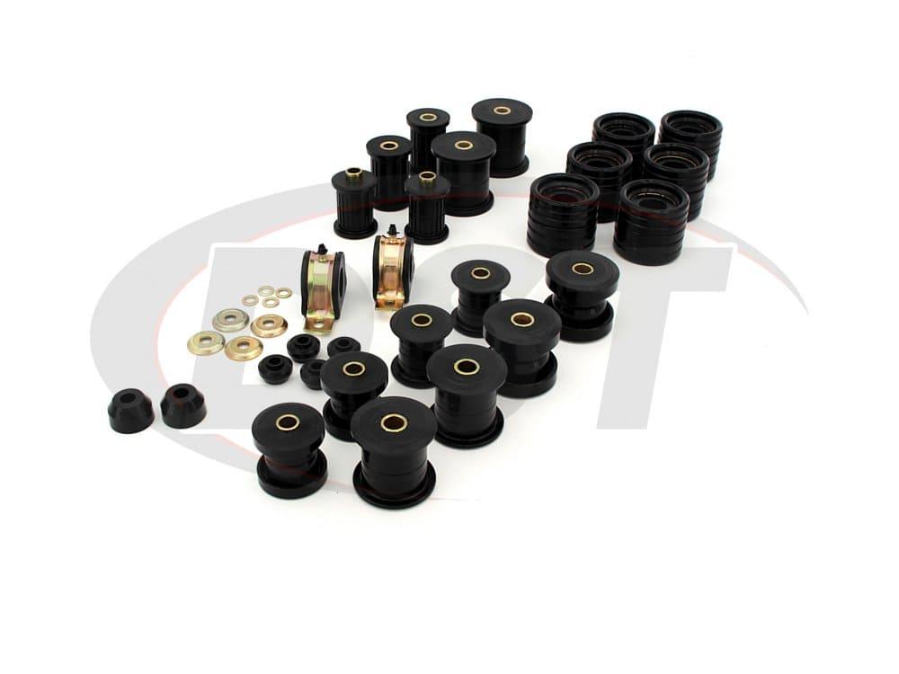packagedeal030 Complete Suspension Bushing Kit - 99-02 Dodge Ram 1500/2500/3500 - 4WD