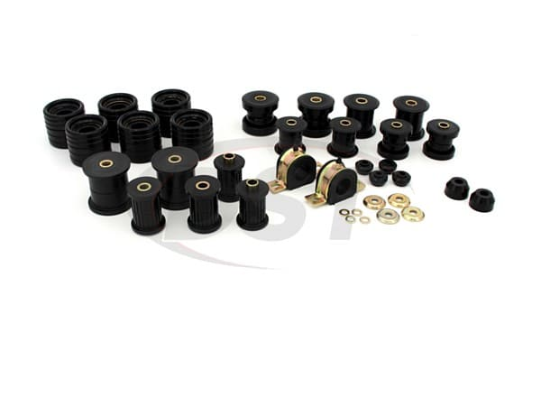 Complete Suspension Bushing Kit - 99-02 Dodge Ram 1500/2500/3500 - 4WD