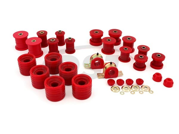 packagedeal030 Complete Suspension Bushing Kit - 99-02 Dodge Ram 1500/2500/3500 - 4WD