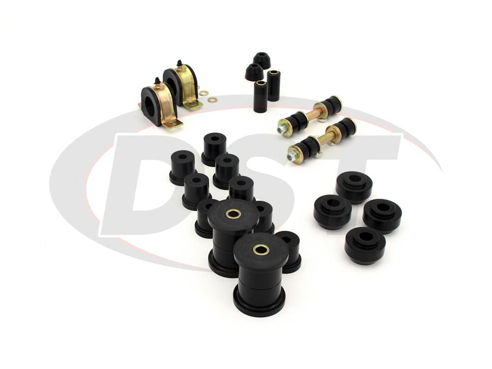 packagedeal031 Complete Suspension Bushing Kit - Ford Mustang 64-66