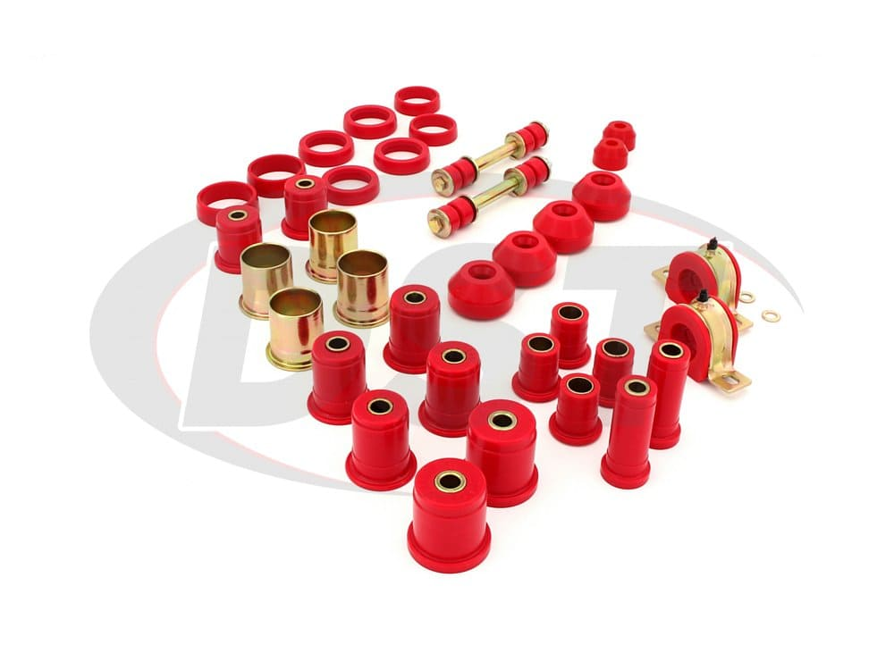 packagedeal033 Complete Suspension Bushing Kit - Ford Models 72-79