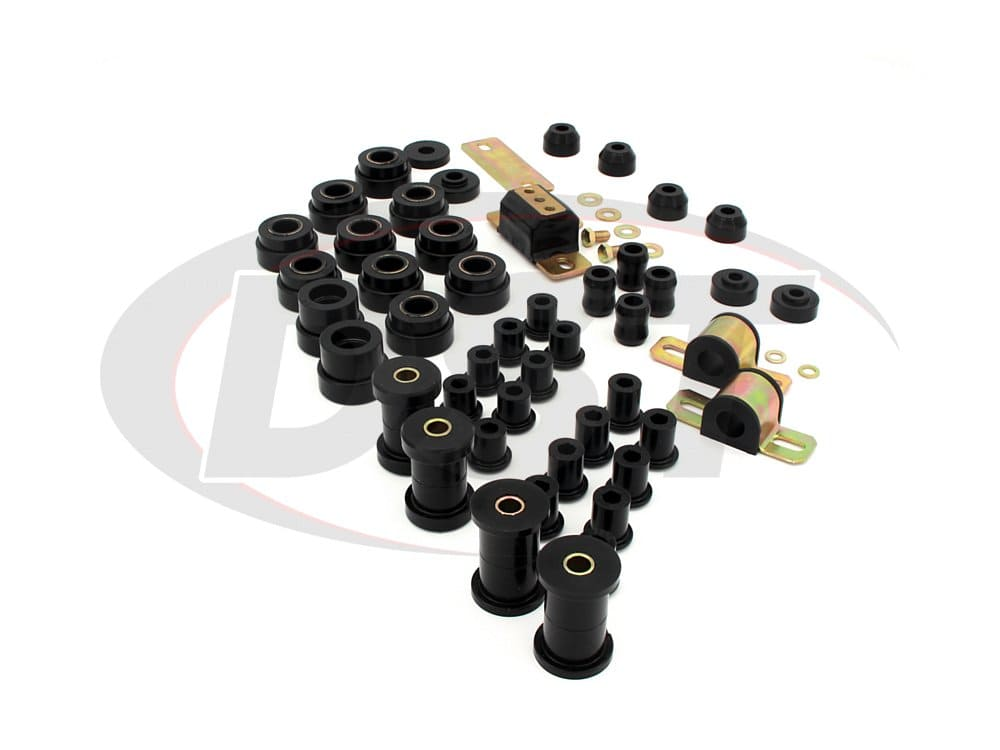 packagedeal034 Complete Suspension Bushing Kit - Jeep CJ8 Scrambler 81-86