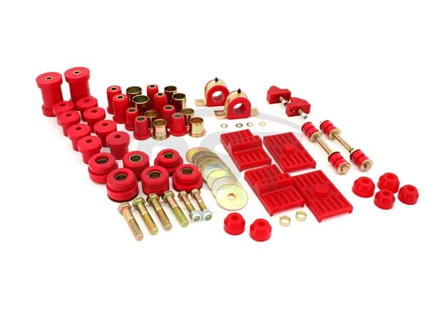 packagedeal035 Complete Suspension Bushing Kit - Chevrolet Camaro 70-72