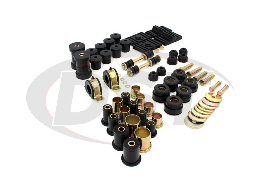 packagedeal037 Complete Suspension Bushing Kit - 73-74 Chevrolet Camaro