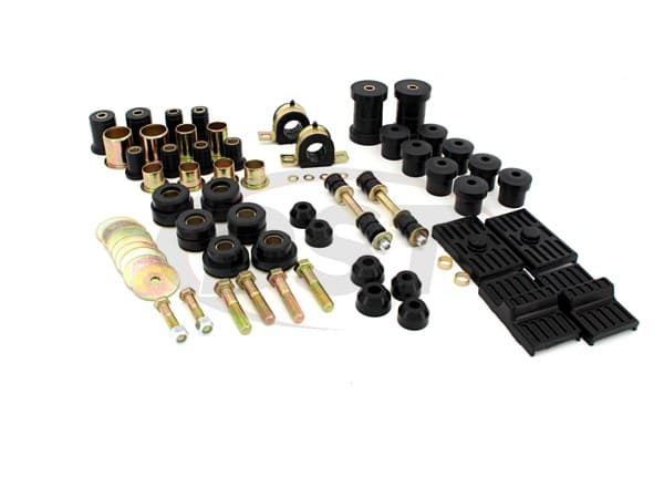 Complete Suspension Bushing Kit - 73-74 Chevrolet Camaro