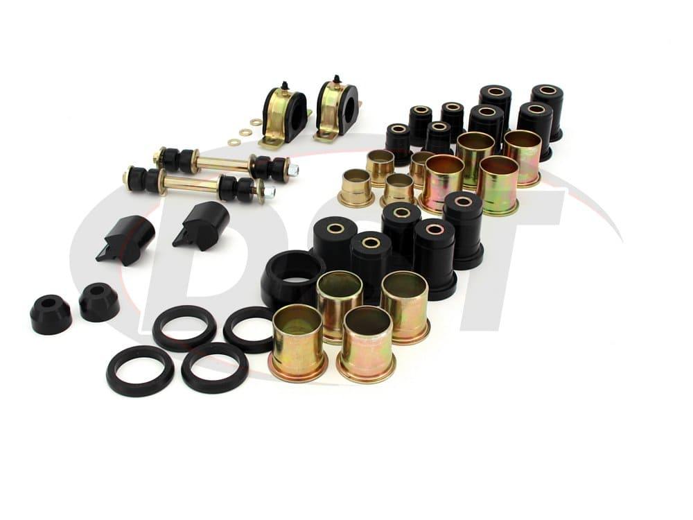 packagedeal038 Complete Suspension Bushing Kit - Chevrolet Monza/Vega 71-79