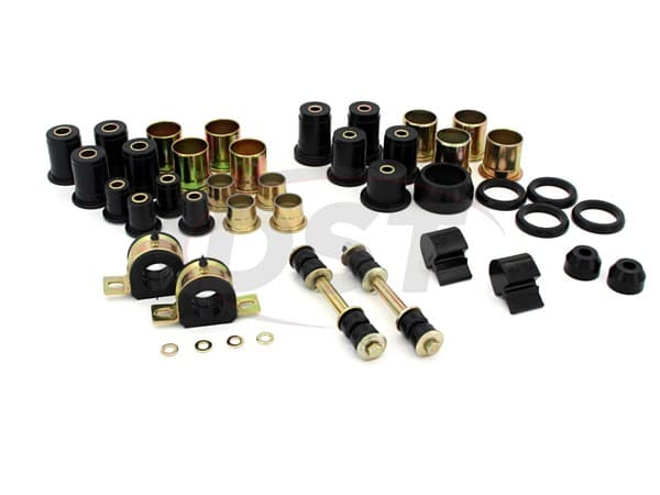 Complete Suspension Bushing Kit - Chevrolet Monza/Vega 71-79