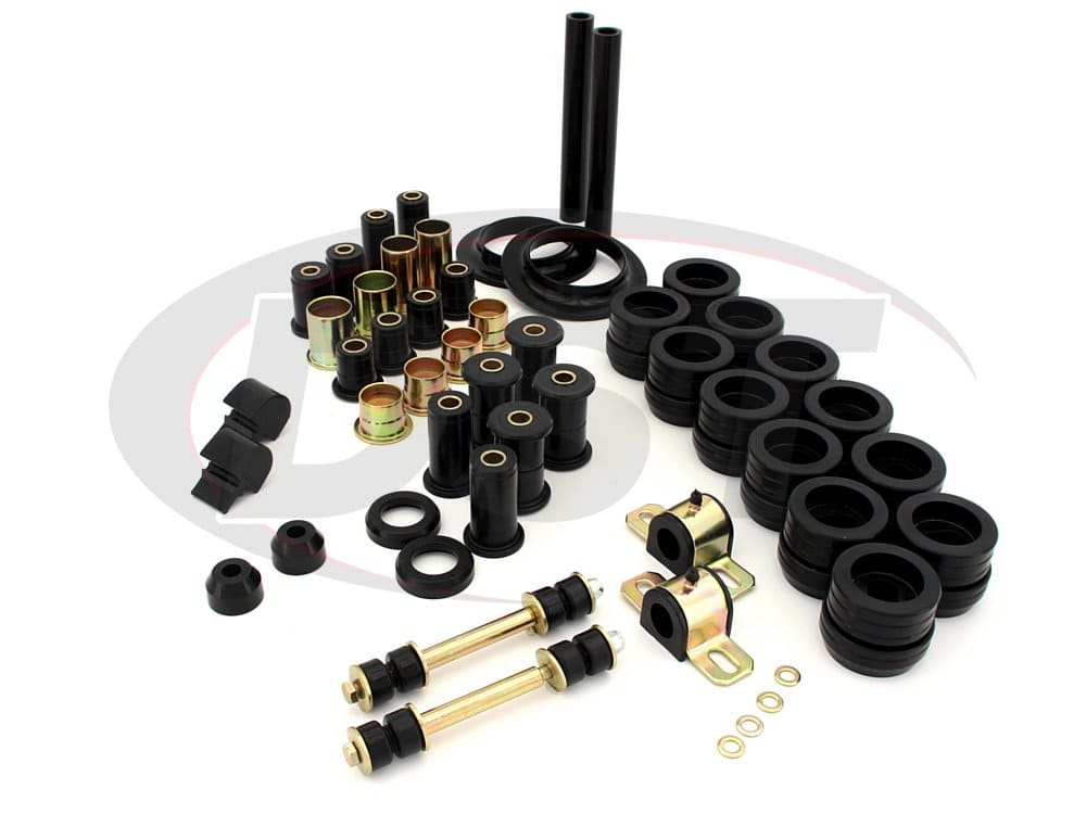 packagedeal040 Complete Suspension Bushing Kit - Chevrolet S10 Blazer 82-94