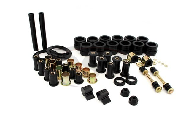 Complete Suspension Bushing Kit - Chevrolet S10 Blazer 82-94