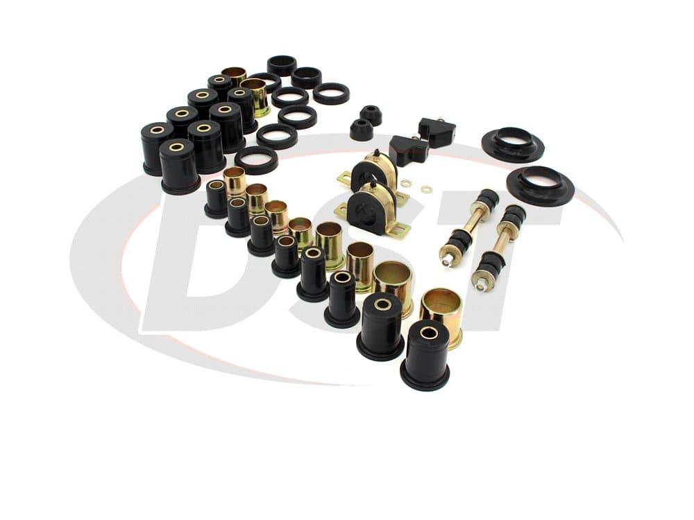 packagedeal044 Complete Suspension Bushing Kit - Chevrolet Models 73