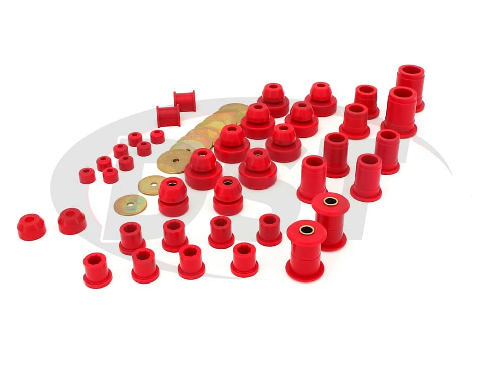 packagedeal046 Complete Suspension Bushing Kit - Toyota 4Runner 86-88