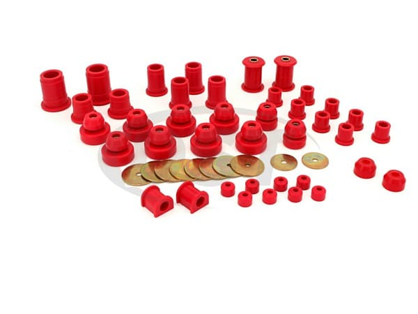 PackageDeal046 Toyota 4Runner 86-88 Bushings Pack
