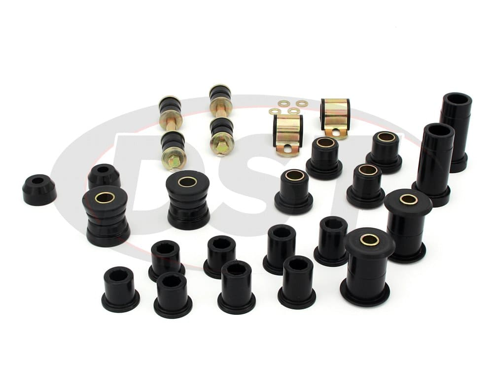 packagedeal047 Complete Suspension Bushing Kit - Toyota Pickup 2WD 89-94
