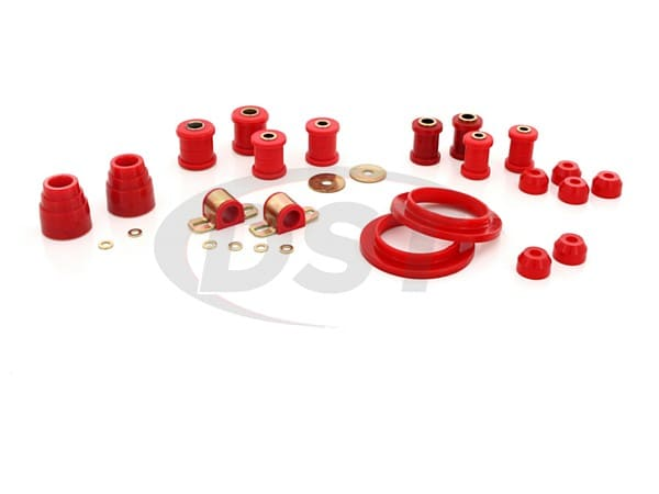 packagedeal048 Complete Suspension Bushing Kit - Toyota Rav4 96-98