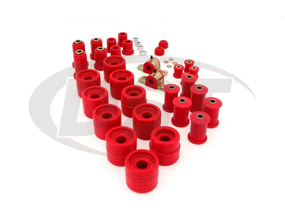 packagedeal051 Complete Suspension Bushing Kit - Chevy and GMC 98-99