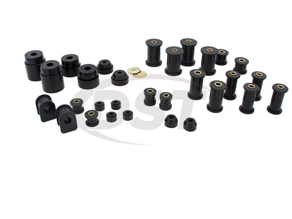 Complete Suspension Bushing Kit - Ford F250 and F350 4WD 80-98