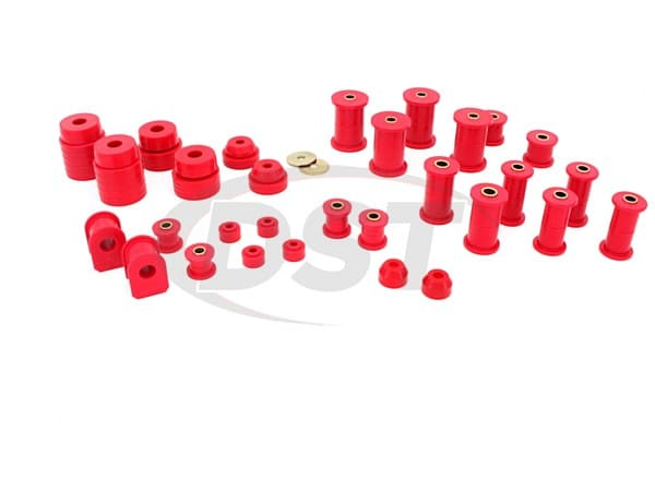 packagedeal053 Complete Suspension Bushing Kit - Ford F250 and F350 4WD 80-98