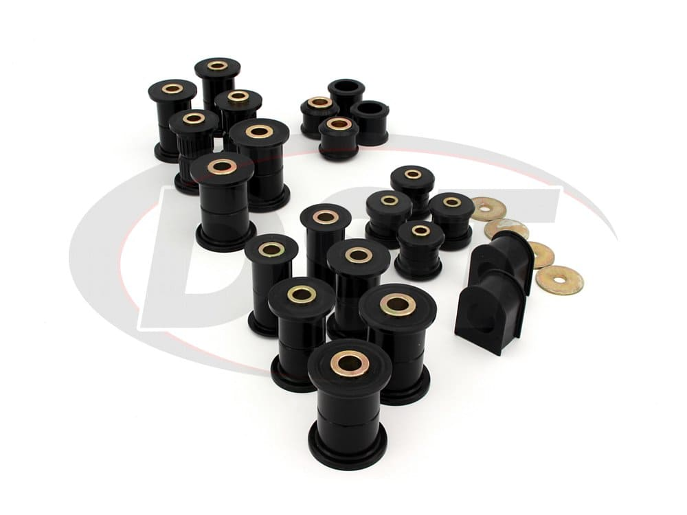 packagedeal054 Complete Suspension Bushing Kit - Ford F350 4WD 99-04