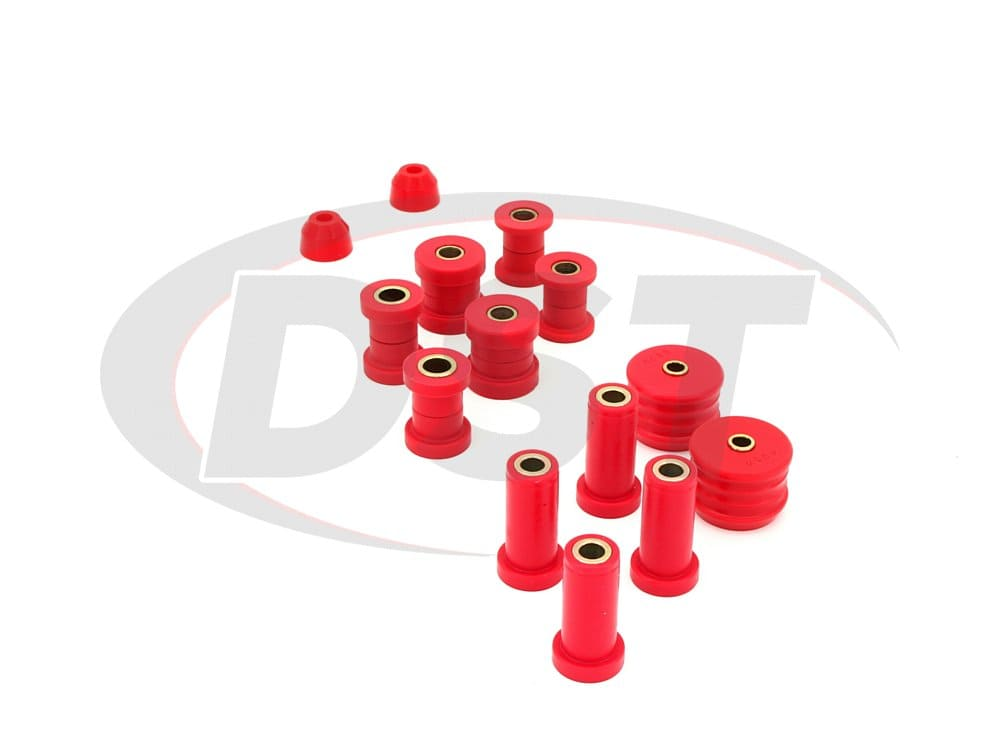 packagedeal060 Complete Suspension Bushing Kit - BMW 2002 64-76